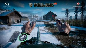 world of tanks wargaming neurogaming VR