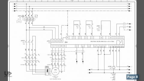 How to Read a PLC Wiring Diagram (Control Panel Wiring