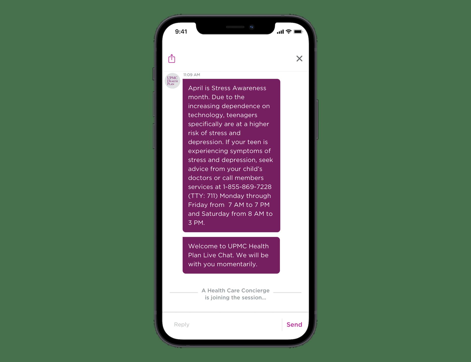 UPMC Health Plan Mobile App   UPMC Health Plan
