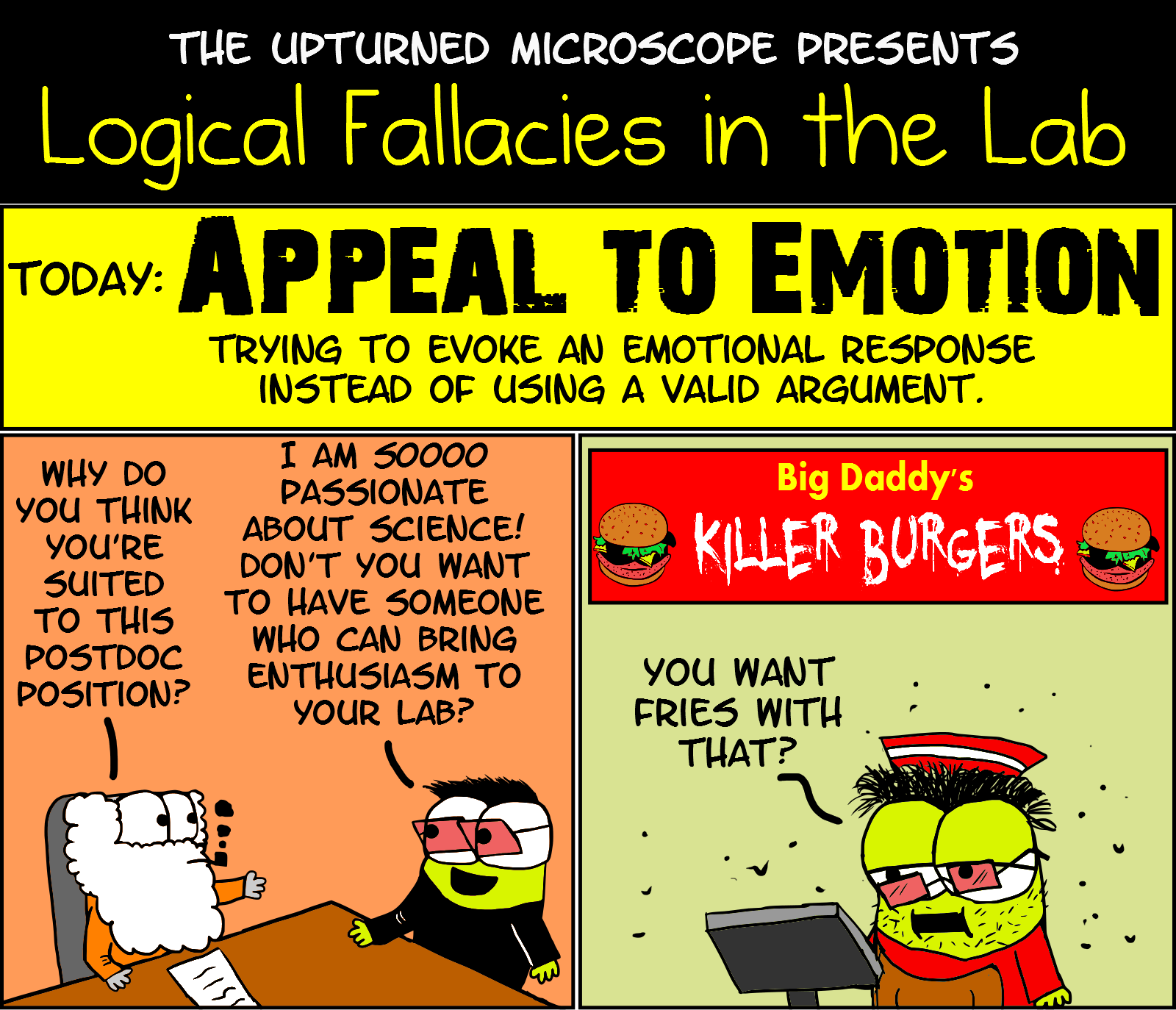 Logical Fallacies Appeal To Emotion