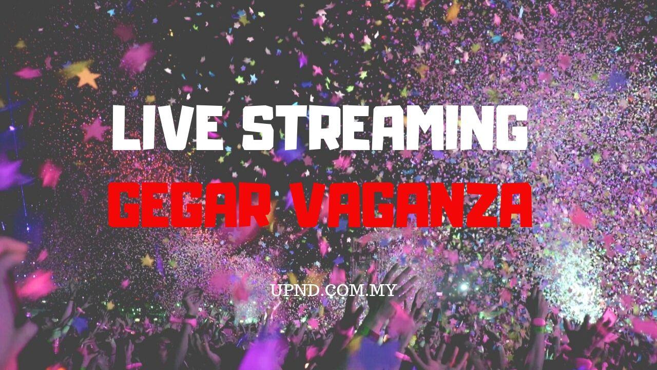 KONSERT GEGAR VAGANZA LIVE 2019