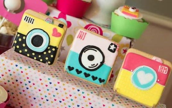 Instagram Themed Birthday Party Ideas