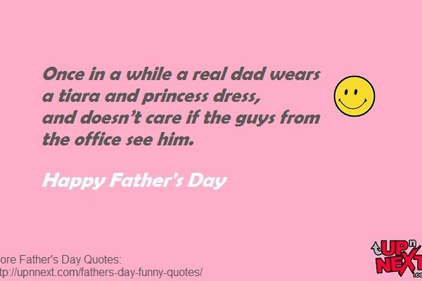 Funny Quotes for Dad from Daughter and Son