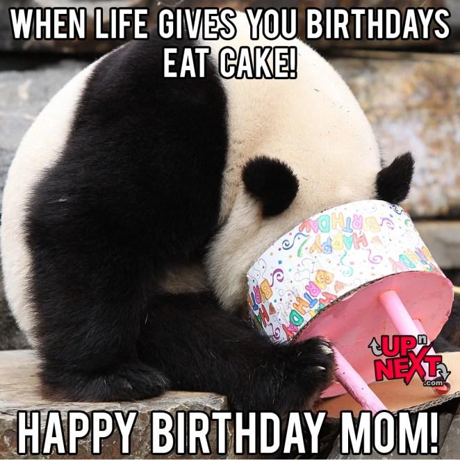 happy birthday mom funny