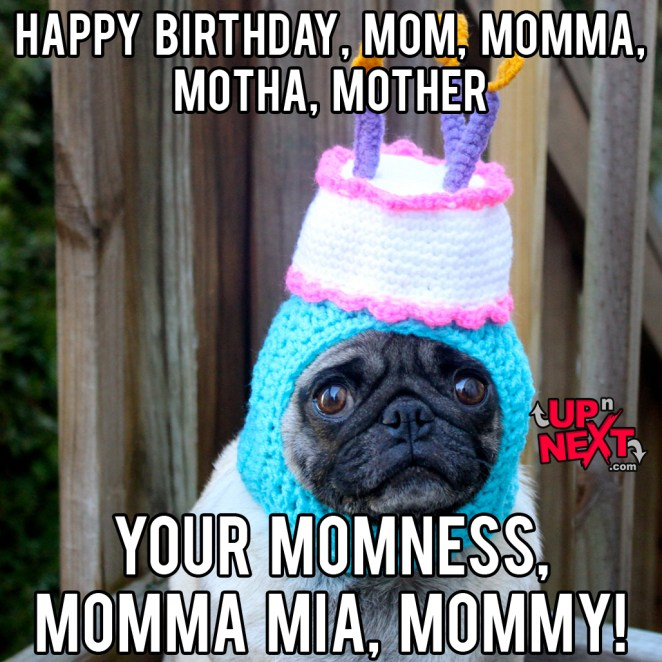 happy birthday mom meme funny