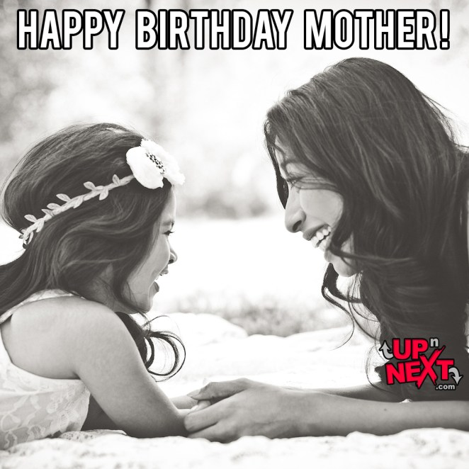happy birthday mom from daughter