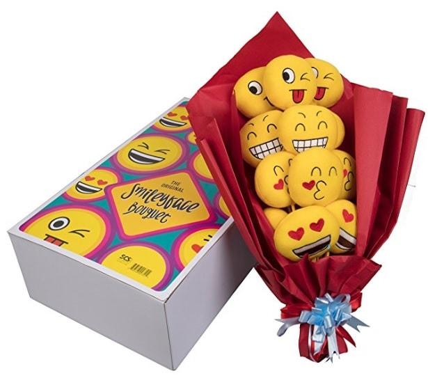 Emoji Bouquet for Boyfriend's Mom