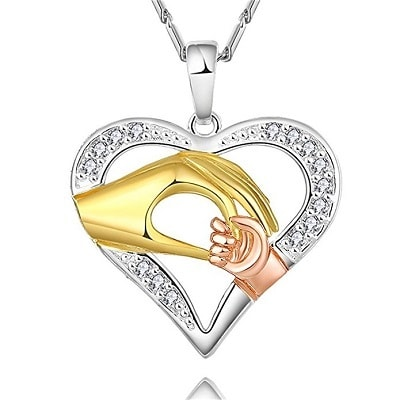 Lovely Pendant Gift for Mothers Day from Daughter