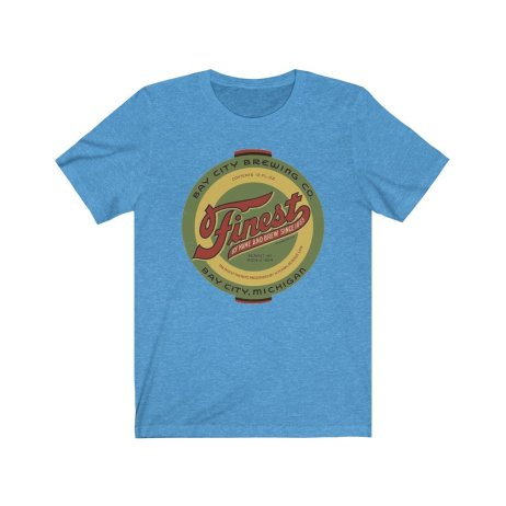 UpNorth Tee - Bay City Brewing Co. (Vintage Michigan Breweries) - Free Shipping