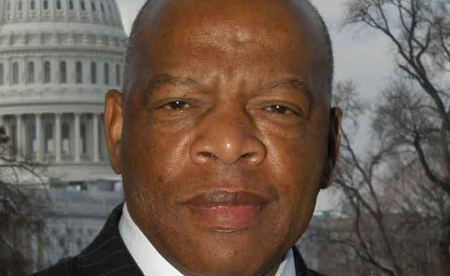 Rep John Lewis Civil Rights Pioneer Diagnosed With