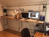 23 Cool Office Desks For Two | yvotube.com