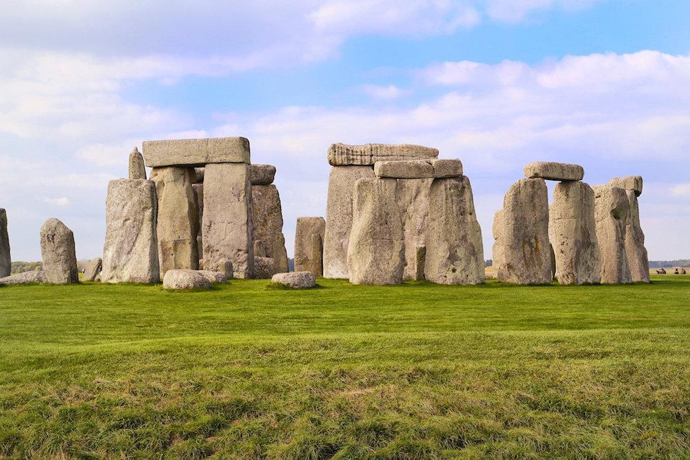 Stonehenge day time
