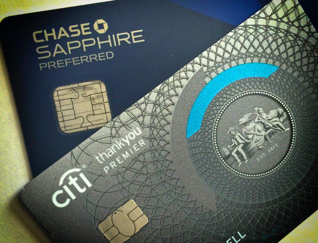 Citi Premier Chase Sapphire Preferred
