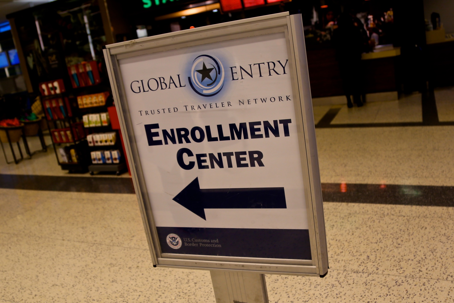 Global Entry Interview