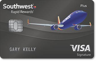 Southwest Plus Card
