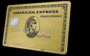 Premier Rewards Gold Card 3d