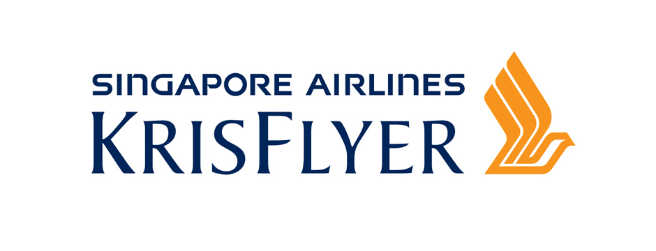 Singapore Airlines logo with text