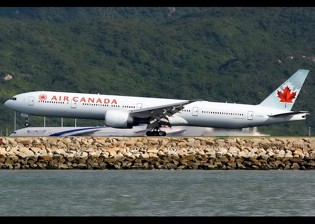 Air Canada Christian Junker