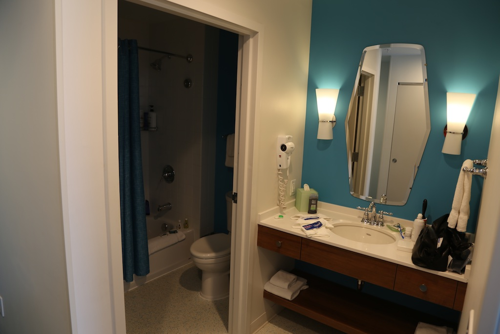 Cabana Bay Beach Resort at Universal Studios Orlando room