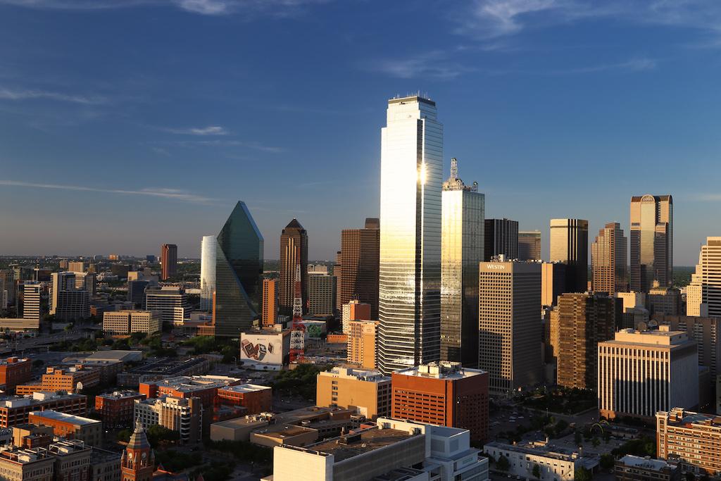 Dallas Skyline_
