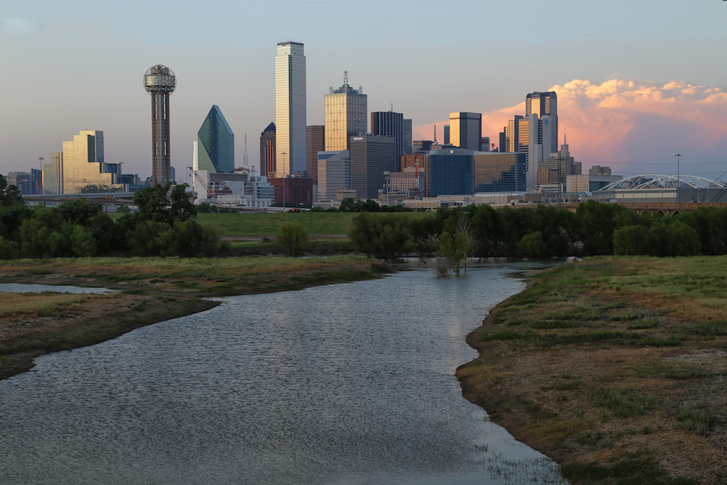 Dallas Skyline_-5