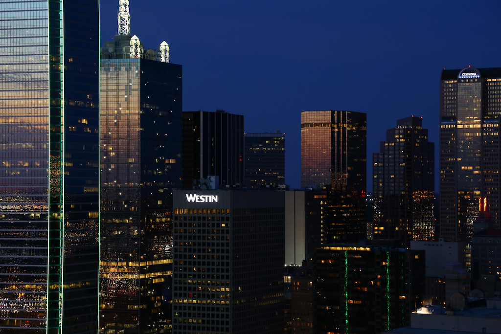 Dallas Skyline_-7