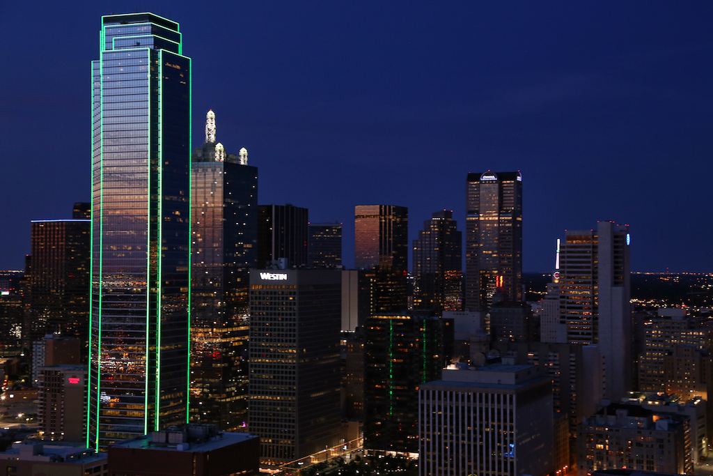 Dallas Skyline_-9