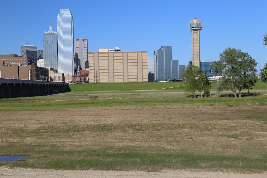 Trinity Overlook Park Dallas