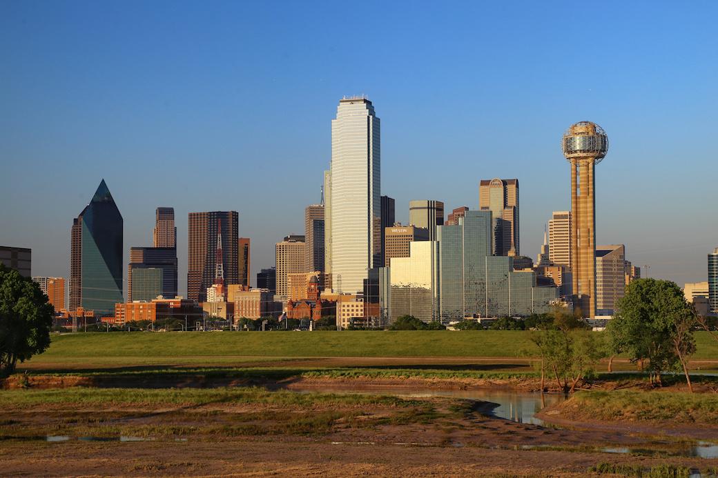 Trinity Overlook Park South Dallas