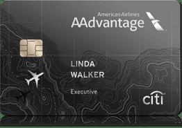 card-executive AMERICAN