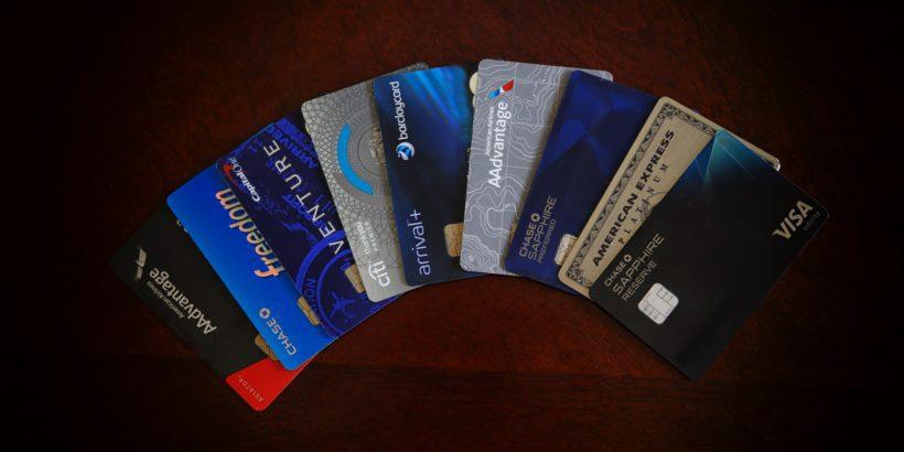 pending credit card application
