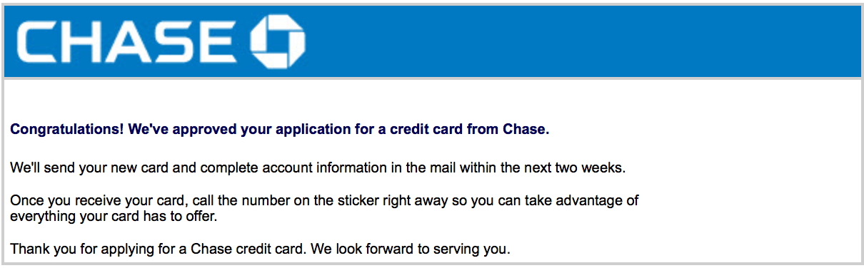 Chase reconsideration line tips