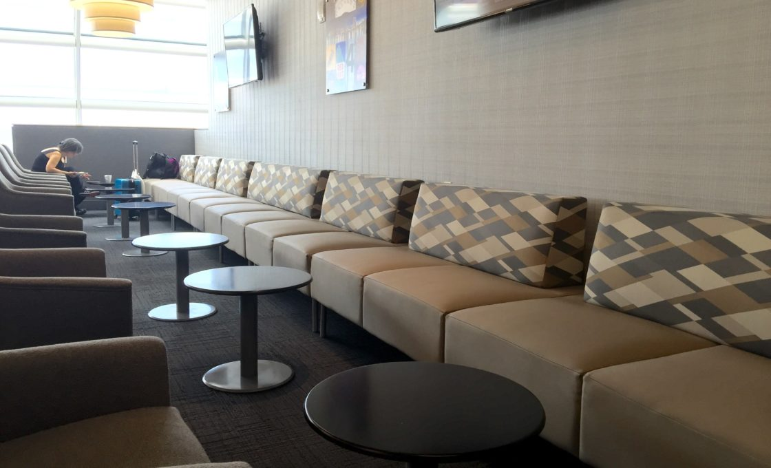 Chase Sapphire Reserve lounge access