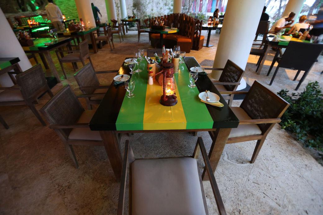 Hyatt Ziva Jamaica restaurant