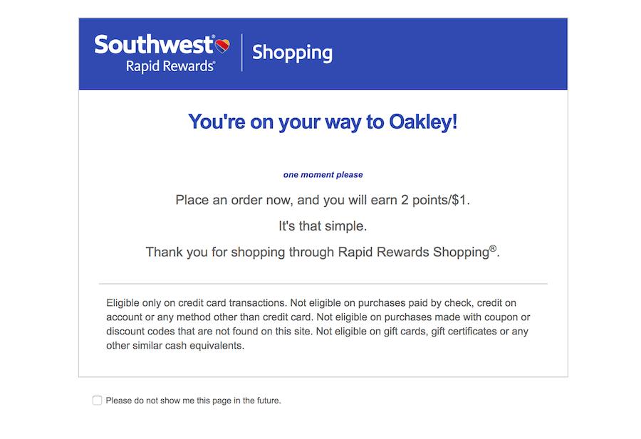 Southwest Shopping Portal