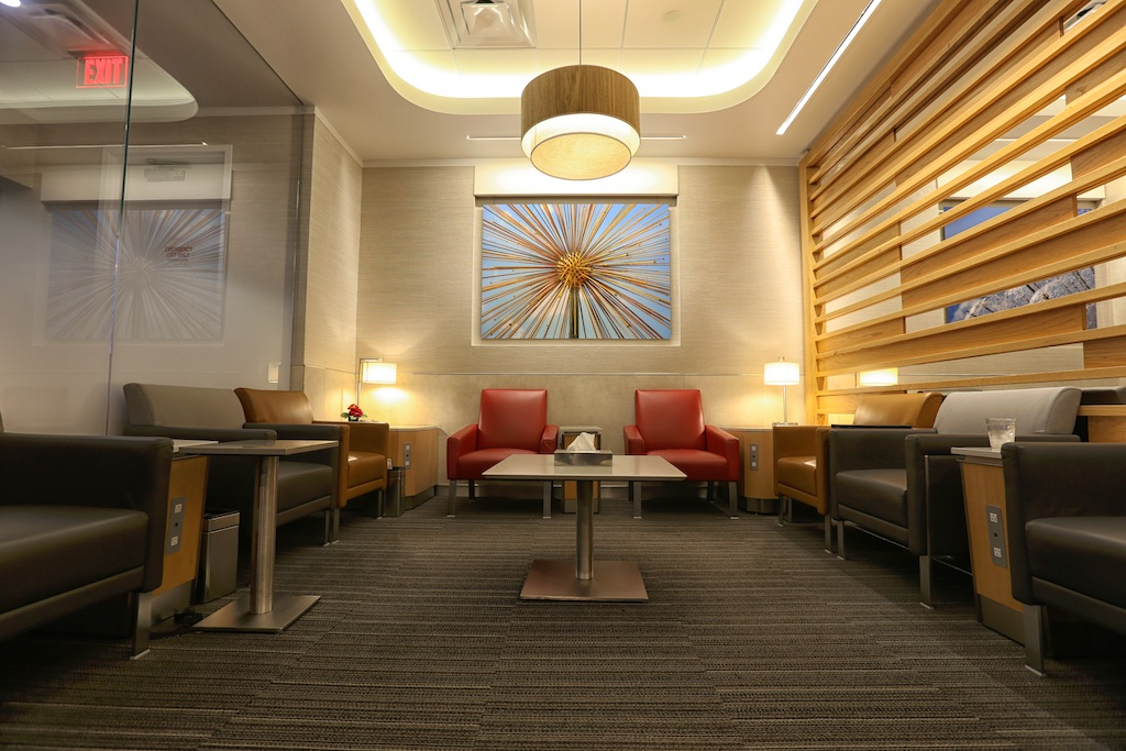 American Airlines Admirals Club Houston IAH