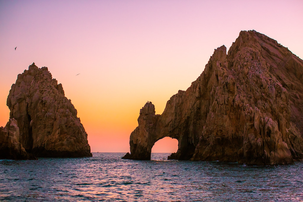 The Arch of Cabos