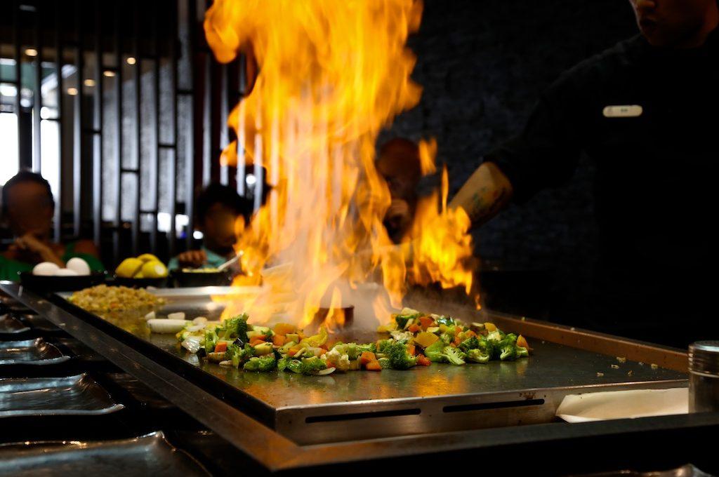 all-inclusive resort restaurant