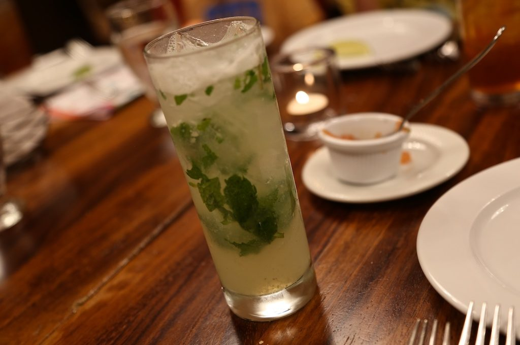 all-inclusive resort drink