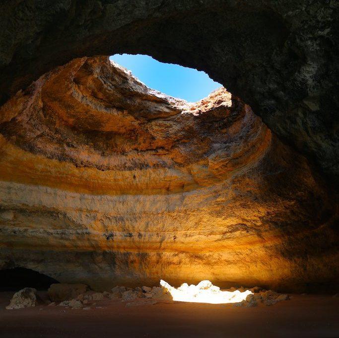 Algarve Sea Cave Tour