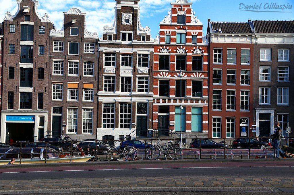 Buildings in Amsterdam