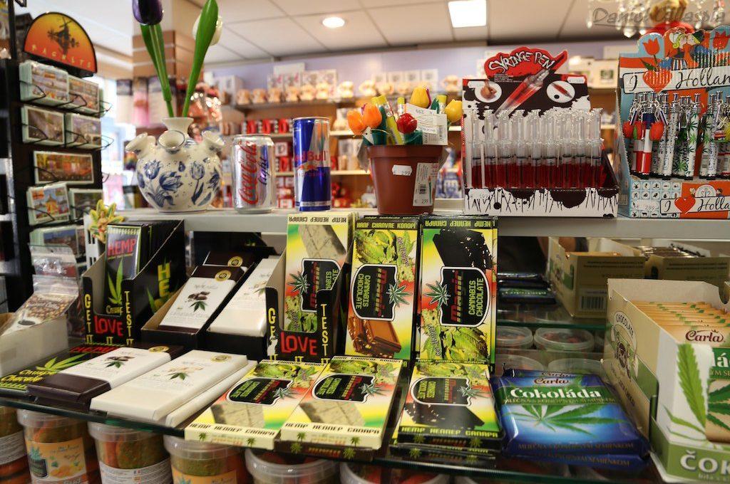 Gift shop Amsterdam