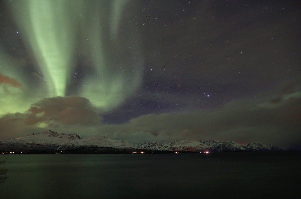Northern lights tour Tromso Norway