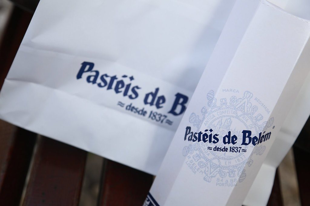 Pasteis de Belem Portugal