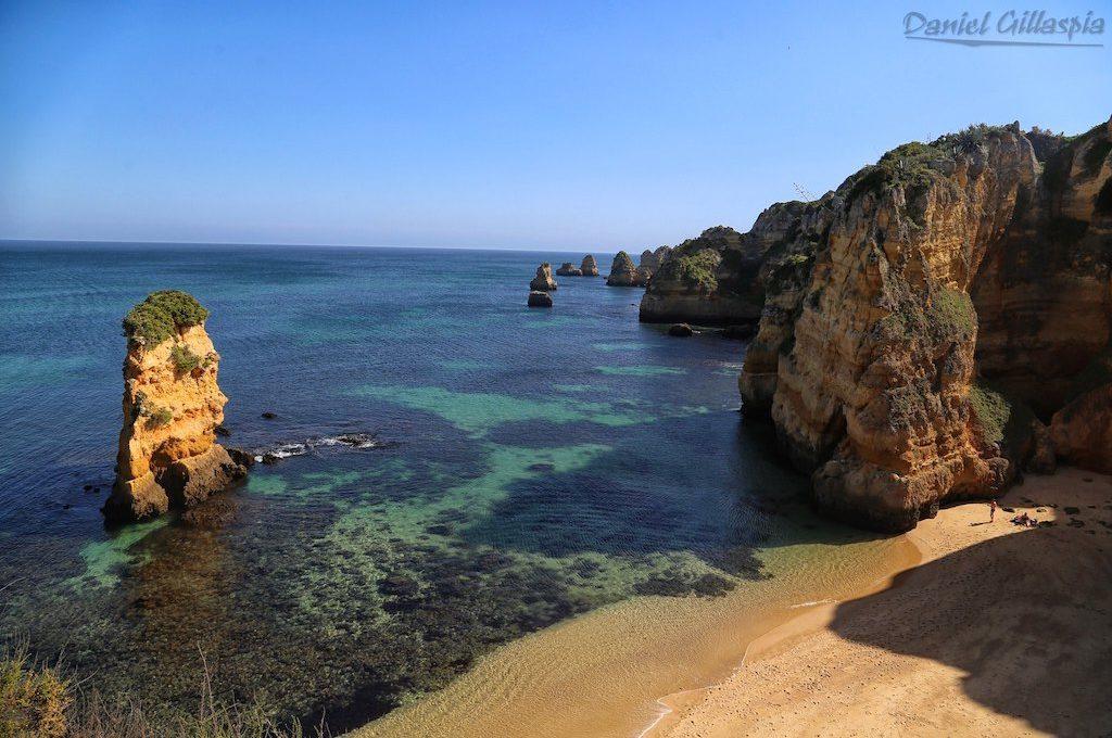 Portugal Algarve Praia De Dona Ana