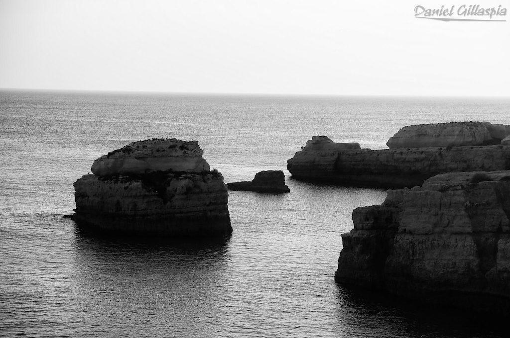 Portugal Algarve Praia De São Rafael