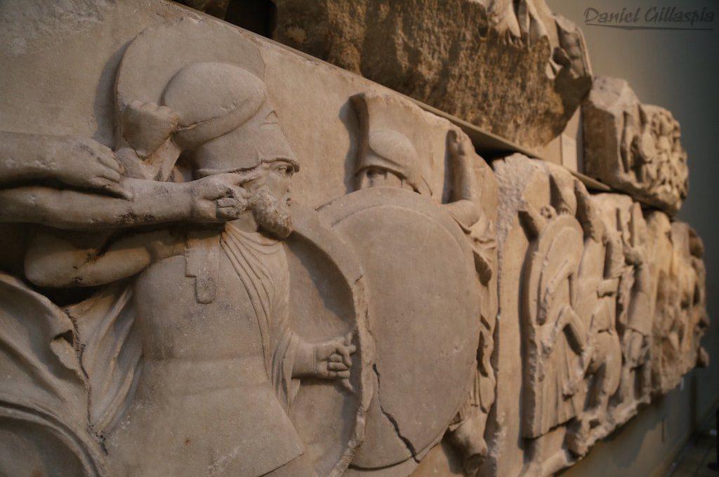 Greek Sculptures British Museum