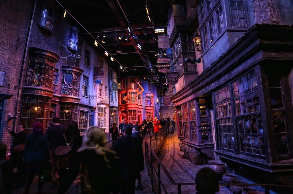 Harry Potter London Diagon Alley