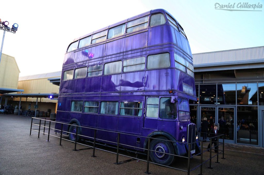 Harry Potter London The Knight Bus