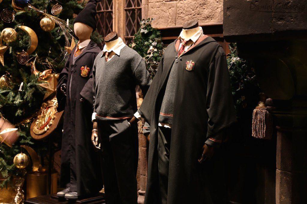Harry Potter Studios London The Great Hall